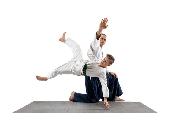 A Brief History of Aikido